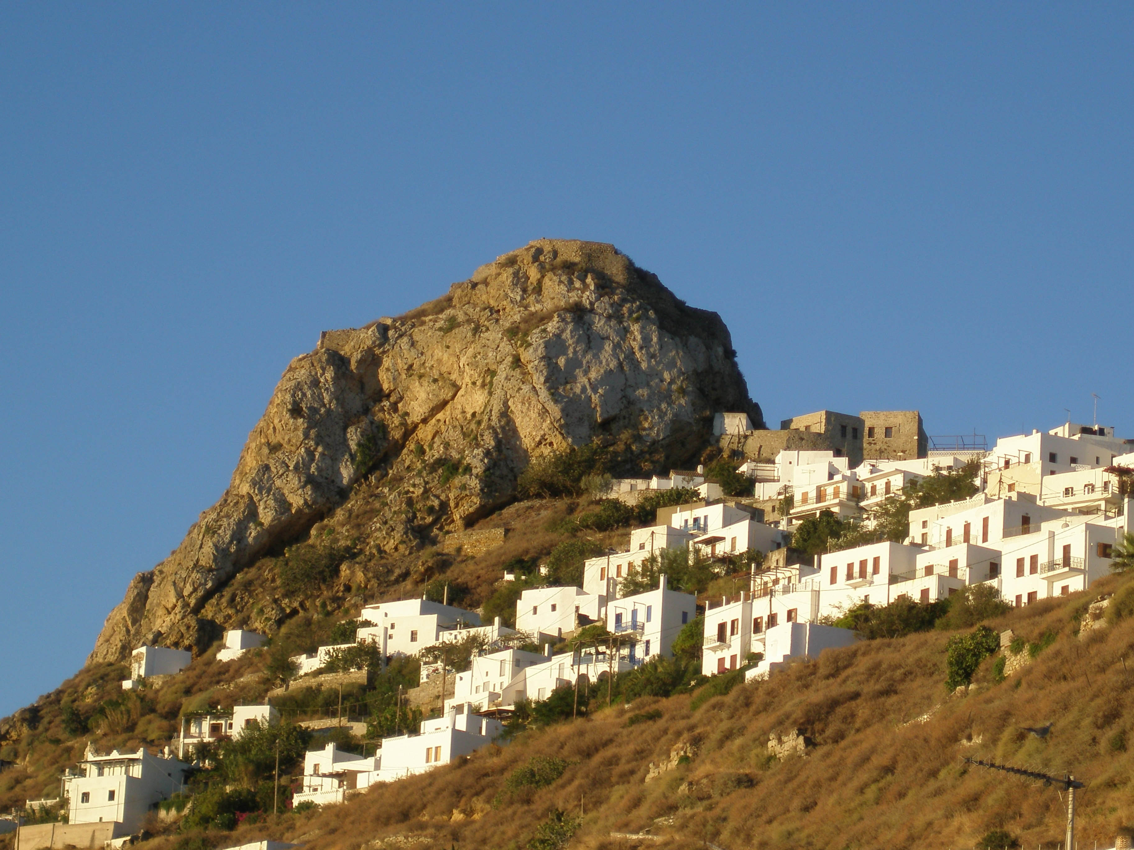 HOTEL ARIADNE SKYROS APARTMENTS VIEW